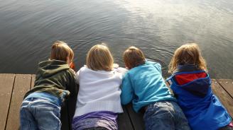 Послъгването е полезно за мозъка на децата в предучилищна възраст
