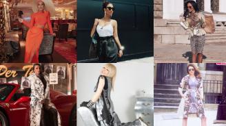 Ето кои са най-стилните и добре облечени българки