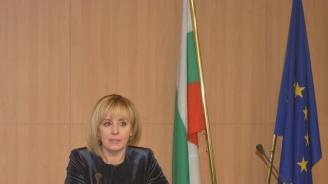 Мая Манолова: Задържането на двама журналисти нарушава човешки права