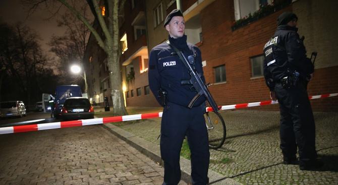 Застреляха мъж от ливански произход в Берлин