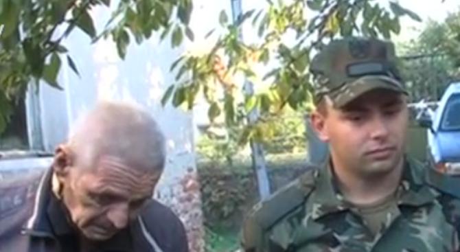 Спасен от пожар през сълзи: Това е българският войник – и в огъня влиза, за да спаси друг