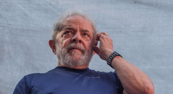 Бразилската Партия на трудещите официално обяви името на своя кандидат