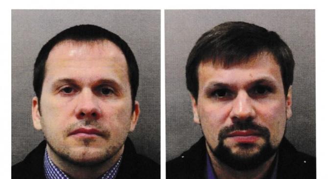 Търсените за аферата Скрипал мъже: Истинските отровители да ни се извинят (обновена)