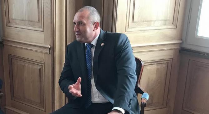 Румен Радев: Европейският съюз ще бъде успешен само ако олицетворява успеха на всички свои държави членки