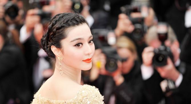 Китайската актриса Фан Бинбин е изчезнала