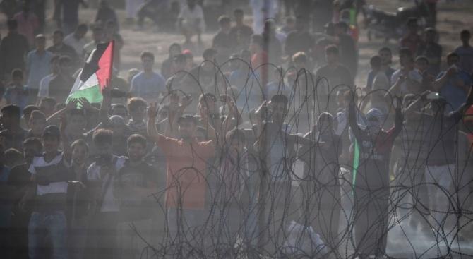 Застреляха 11-годишно дете в Газа