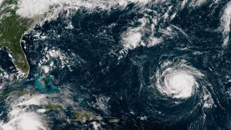 Ураганът Флорънс стана от четвърта степен