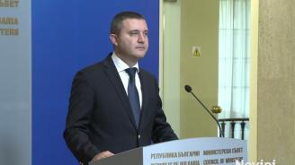 Владислав Горанов: Заплатите няма да се вдигат на всички поравно (видео)