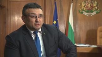 Освобождават Младен Маринов от поста на главен секретар на МВР