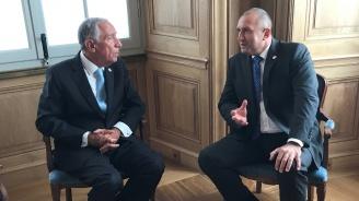 България и Португалия споделят обща позиция за бъдещето на Европа