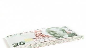 Турската лира се стабилизира близо до двуседмични върхове