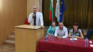 Цветанов ще се срещне със структурите на ГЕРБ в Пловдив и областта на 15 септември