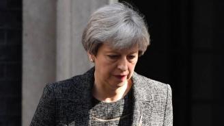 Тереза Мей разкри, че се дразни от дебатите за лидерството й