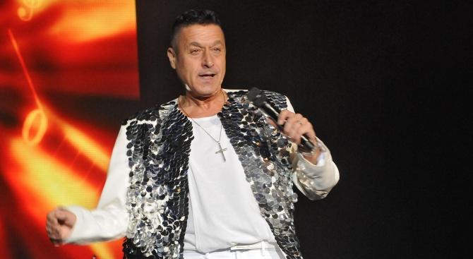 Георги Христов отказа да пее