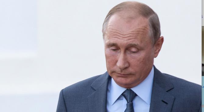 Президентът на Русия Владимир Путин изрази съболезнования към роднините, близките