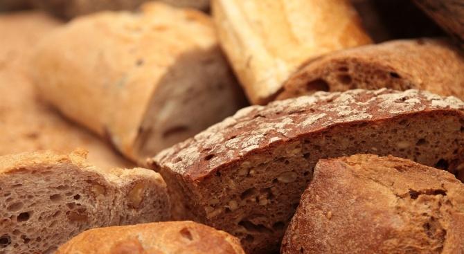 През последния месец цената на един хляб от 650 грама