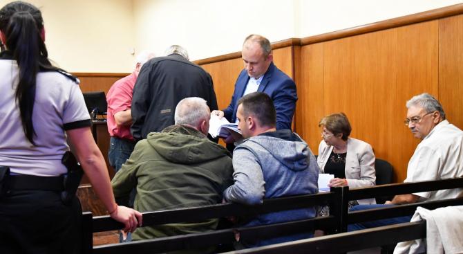 Специализираният съд пусна под домашен арест шефа на Регионалната дирекция