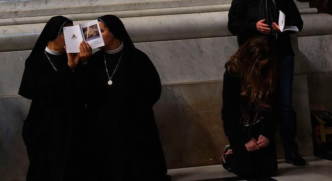 Ватикана прие молбата на епископ от Индия да бъде временно