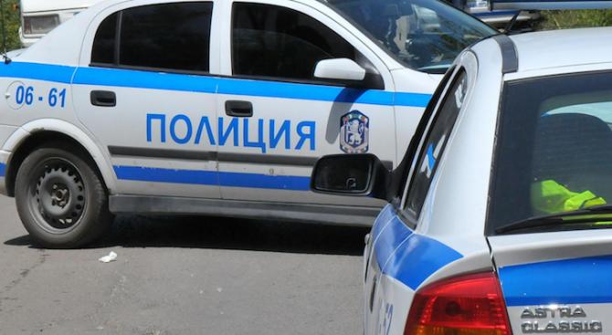 В Районно управление на МВР-Петрич е получен сигнал за извършена,