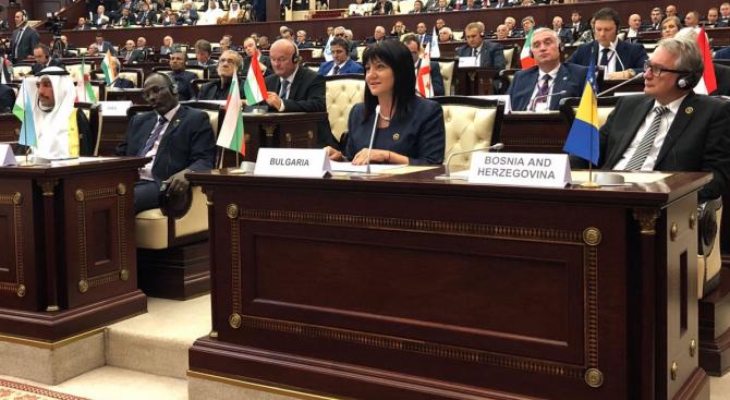 България подкрепя задълбочаването на диалога между ЕС и Азербайджан, включително
