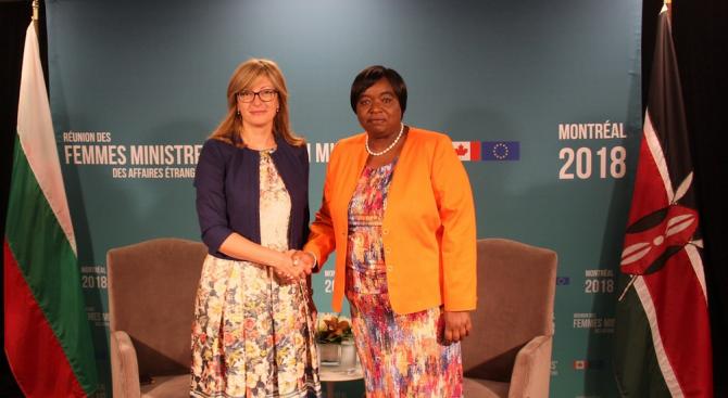Първите дипломати на България и Кения се договориха да организират