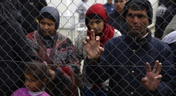 """Полицейска операция срещу нелегалната миграция бе проведена на автомагистрала """"Тракия"""""""