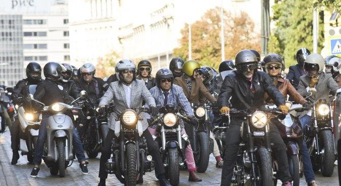 Тази вечер предстои едно от най-мащабните шествия на мотористи за