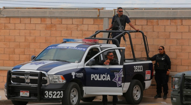 Кореспондент на местен вестник бе застрелян в Южно Мексико, предаде