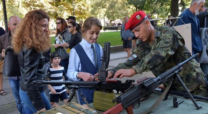 По повод 110 години от обявяване на Независимостта на България