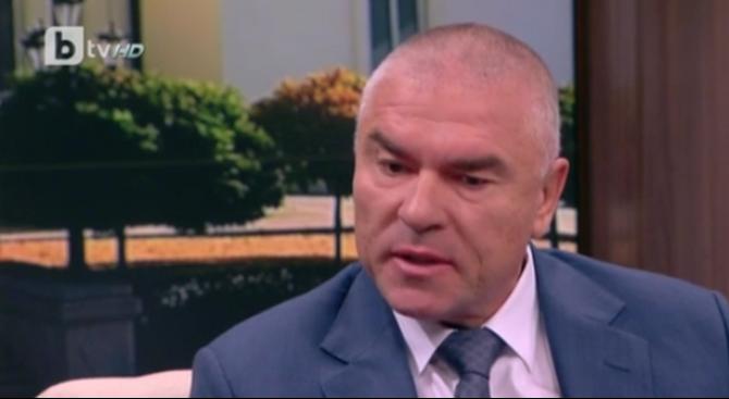 """""""Красимир Каракачанов е вицепремиер по случайност"""", заяви в """"Тази неделя"""""""