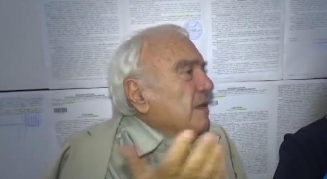 Адвокат Стефан Матеев, посочен от разследващите като организатор на обира