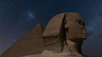 Археолози откриха древен сфинкс в Египет (снимка)