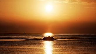 Лодка с мигранти потъна край Бодрум, двама са загинали