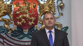 Румен Радев отказа поканата за среща с управляващата коалиция