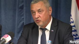 Валери Симеонов с въпрос към НСО за Ахмед Доган