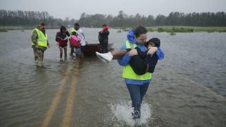 Ураганът Флорънс взе най-малко 23 жертви до момента