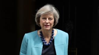 Тереза Мей: Брекзит без споразумение с ЕС ще предизвика краткосрочни сътресения