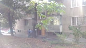 Психично болен простреля в главата полицай в София (видео+снимки+обновена)