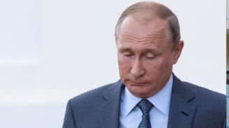 Путин изрази съболезнования към роднините на руските военни, загинали на борда на сваления Ил-20