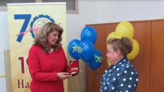 Вицепрезидентът откри учебната година в българското училище в Братислава (снимки)