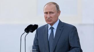 Путин с коментар за свалянето на руския Ил-20