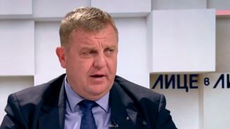 Красимир Каракачанов: Тук всичко е на принципа някой да прецака другия