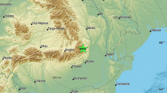 Земетресение от 3,8 по Рихтер разлюля Вранча