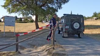 Нападателите от Роженския манастир са задържани (обновена)