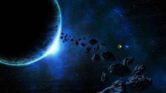 Британски спътник улови космически боклук
