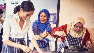 """Кулинарната книга на Меган Маркъл е бестселър в """"Амазон"""""""