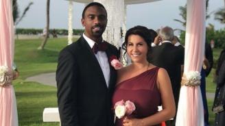 Радина и Джордан-младши стягат кралска сватба (снимки)