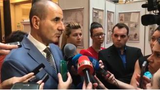 Цветанов: За нас позициите нямат значение, работим като екип (видео)