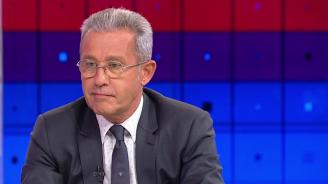 Йордан Цонев: Властта е отговорна за институционалната стабилност