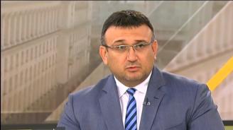 Новият шеф на МВР с коментар за президента, Арабаджиеви и семейството си